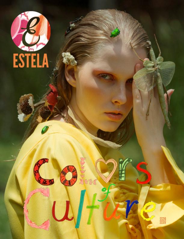 View Estela Magazine: Colors of Culture by Estela Mag