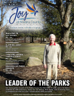 Joy of Medina County Magazine February 2020 book cover
