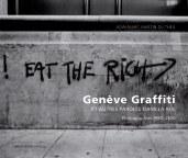 Genève Graffiti Et autres paroles dans la rue book cover