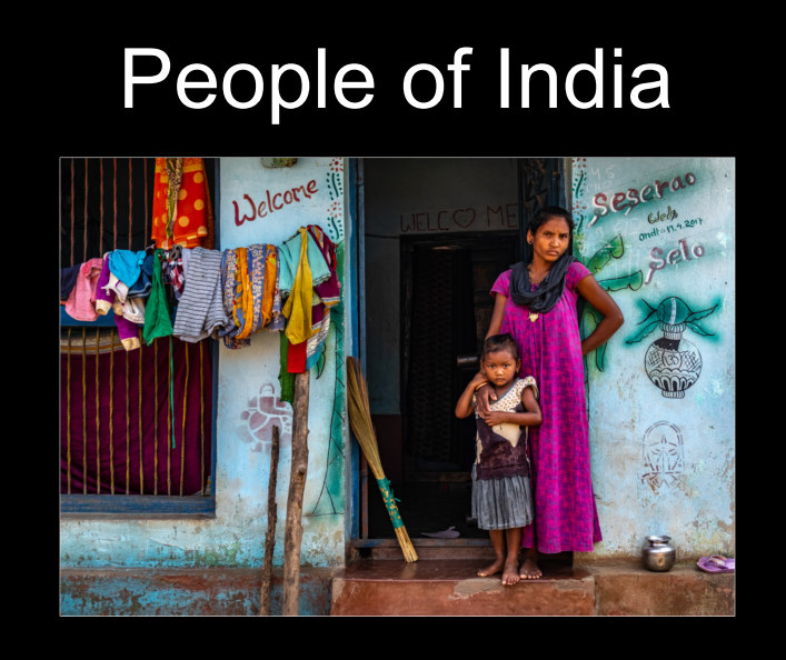 View People of India by Marnix Van Marcke