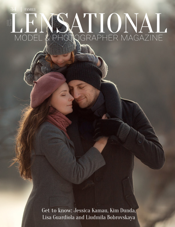 View LENSATIONAL Model and Photographer Magazine #34 Issue | Family - April 2020 by Lensational Magazine