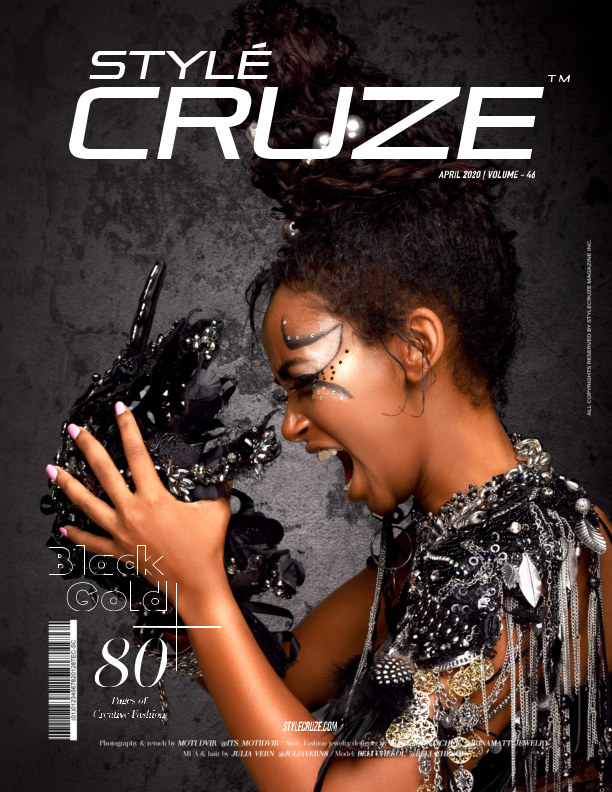 Ver April 2020 Issue (Vol: 46) | STYLÉCRUZE Magazine por Divyesh Pillarisetty