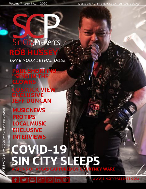 View Sin City Presents Magazine April 2020 by Sin City Presents Magazine