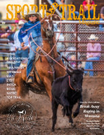 Sport and Trail Magazine April 2020 book cover
