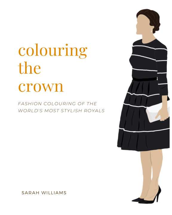 View Colouring the Crown by Sarah Williams