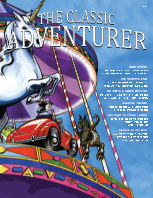 The Classic Adventurer - Issue 08 book cover