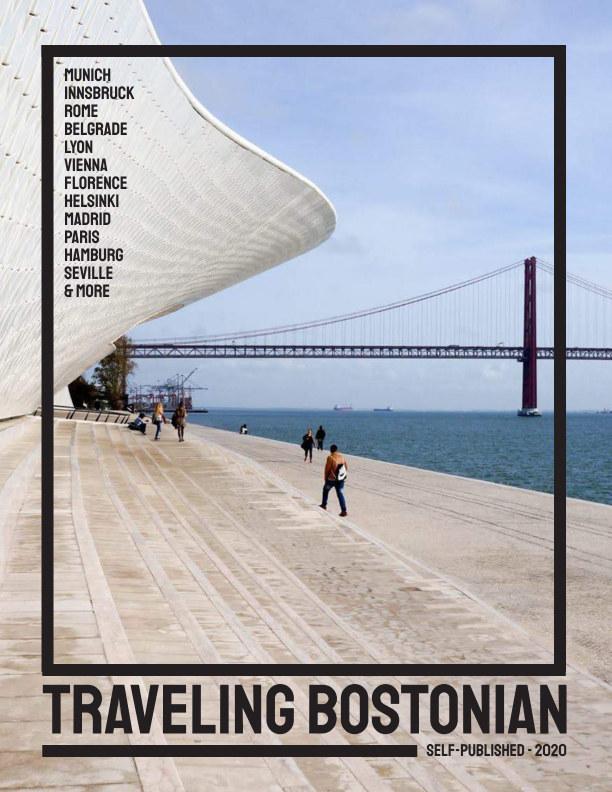 View Traveling Bostonian by Tyler Norton