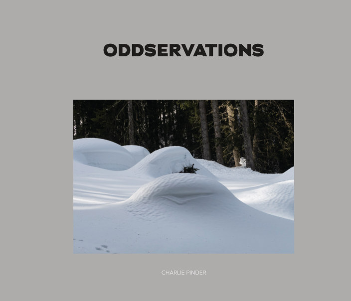 View Oddservations by Charlie Pinder