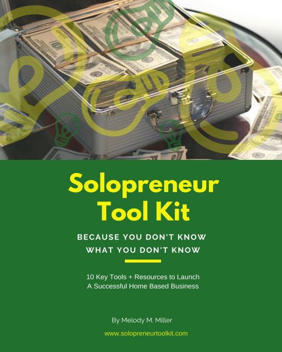 View Solopreneur Tool Kit by Melody M Miller