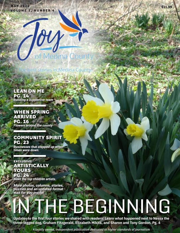 Ver Joy of Medina County Magazine May 2020 por Blake House Publishing, LLC