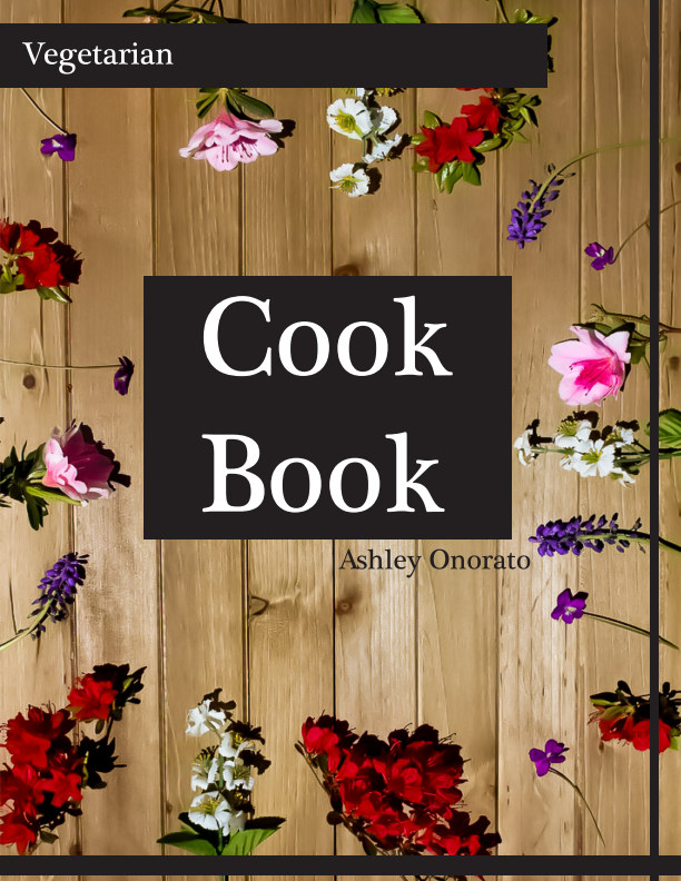 View Vegetarian Cook Book by Ashley Onorato
