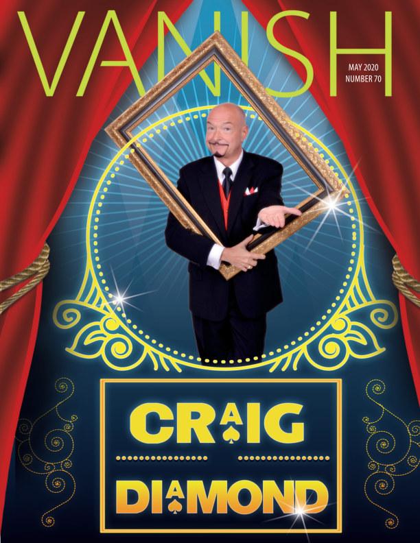 View Vanish Magic Magazine #70 by Paul Romhany