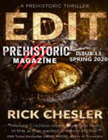 Prehistoric Magazine - April 2020 Issue 13 book cover