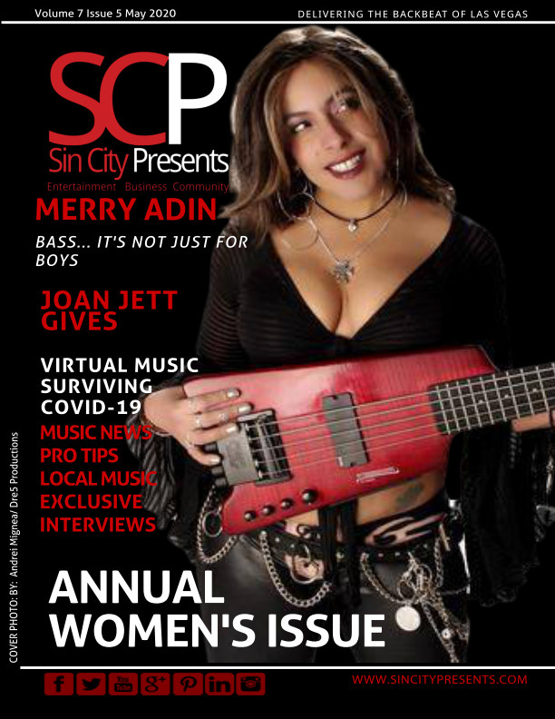 View Sin City Presents Magazine May 2020 by Sin City Presents