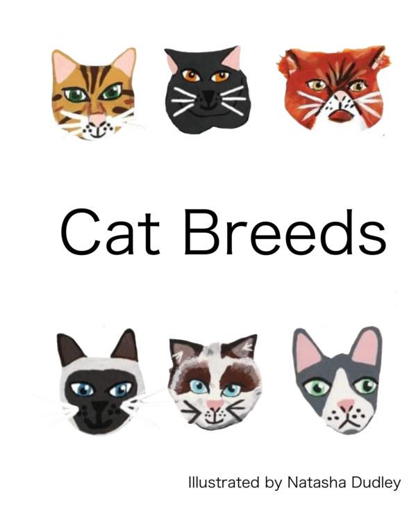 Visualizza Cat Breeds di Natasha Dudley