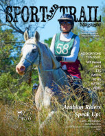 May 2020 Sport and Trail Magazine book cover