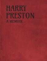 Harry Preston - a memoir book cover