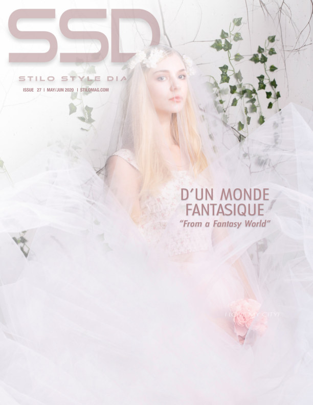 View Issue 27: D'un Monde Fantastique (From a Fantasy World) by STILO STYLE DIARY MAGAZINE