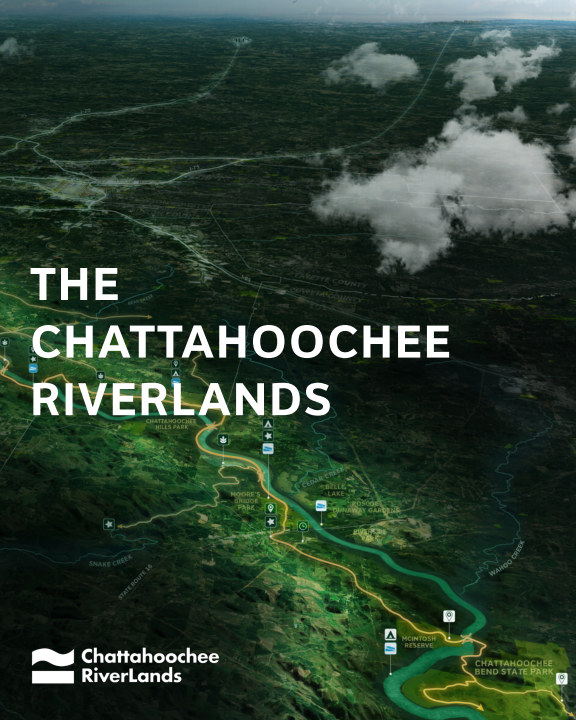 View The Chattahoochee RiverLands by SCAPE