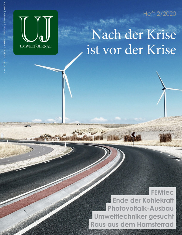 View Umwelt Journal 2/2020 by HJS MEDIA WORLD