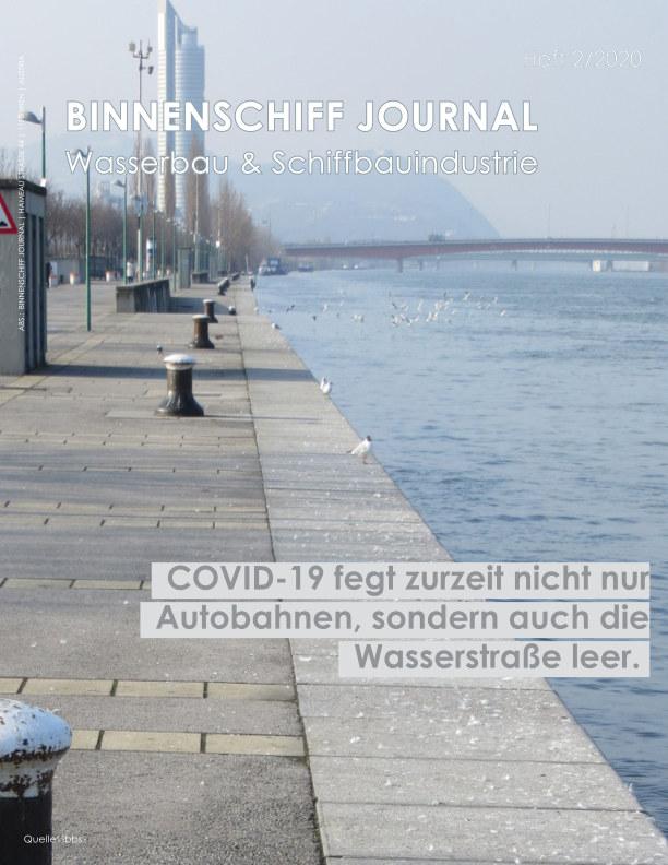 View Binnenschiff Journal 2/2020 by HJS MEDIA WORLD