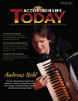 Accordion Life Today | Spring 2020 book cover