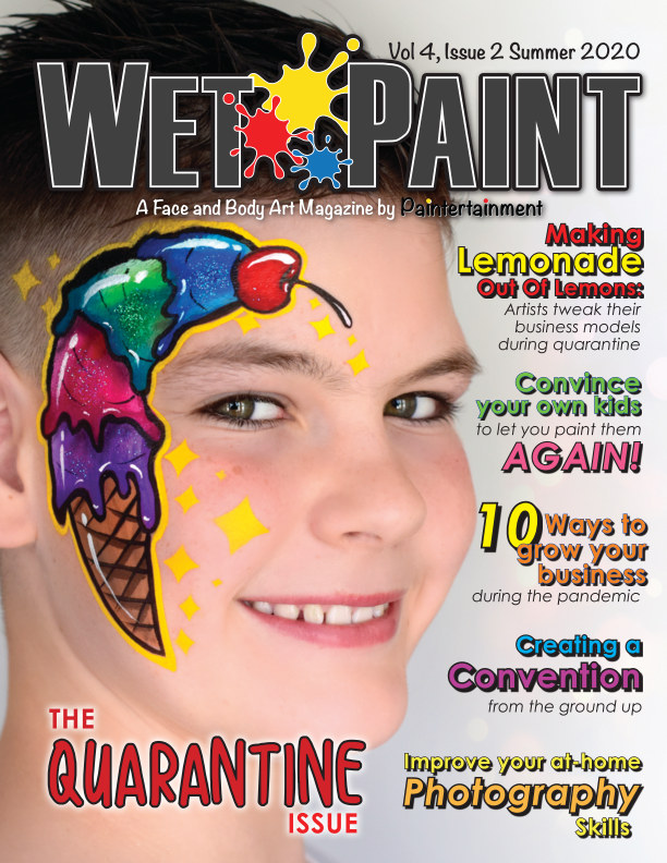 View Wet Paint Magazine - Vol 4 Issue 2 - Summer 2020 by Paintertainment, LLC