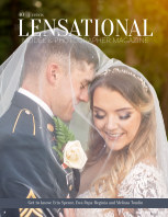 LENSATIONAL Model and Photographer Magazine #40 Issue | Events - May 2020 book cover