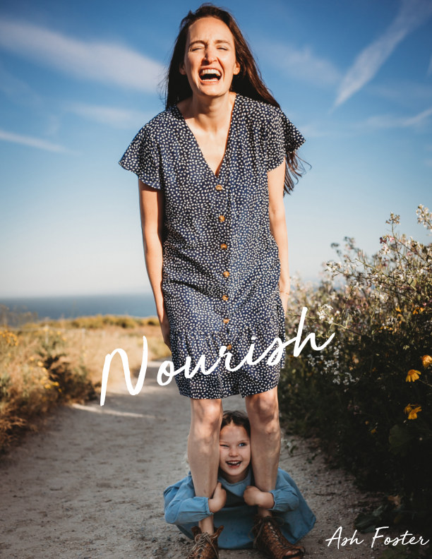 View Nourish by Ash Foster