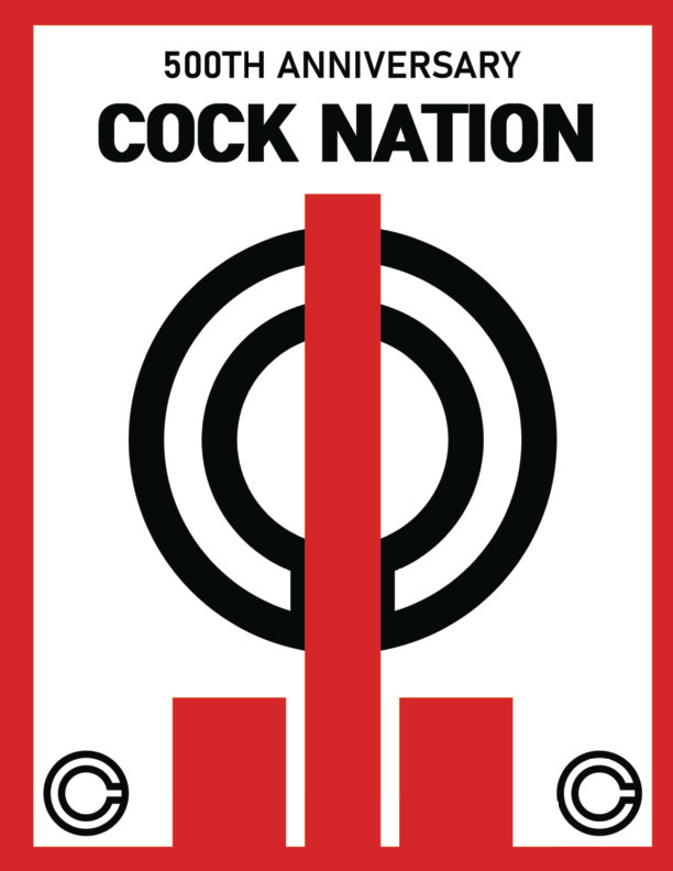 View Cock Nation by Never Say Anything Ever