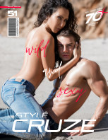 MAY 2020 Issue (Vol: 51) | STYLÉCRUZE Magazine book cover