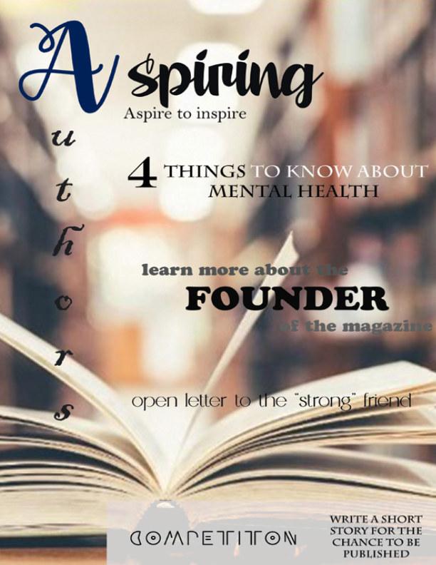 View Aspiring Authors Magazine by Pulane Chaka