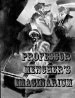 Professor Mencher's Imaginarium book cover