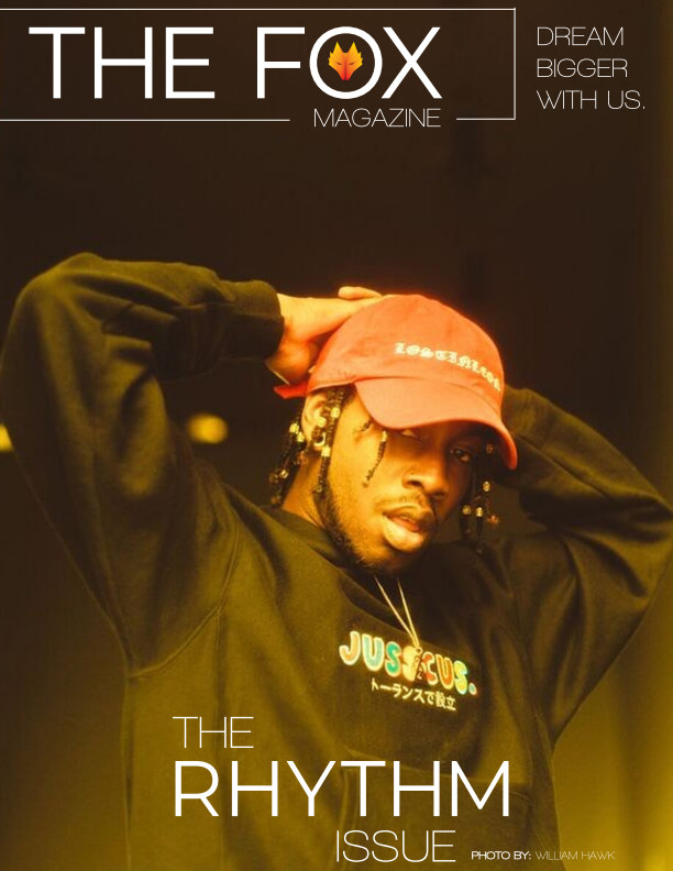View The Rhythm Issue by The Fox Magazine