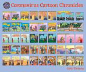 Coronavirus Cartoon Chronicles book cover