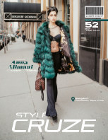 JUNE 2020 Issue (Vol: 52) | STYLÉCRUZE Magazine book cover