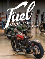 Fuel Cleveland 2019 Show Book book cover