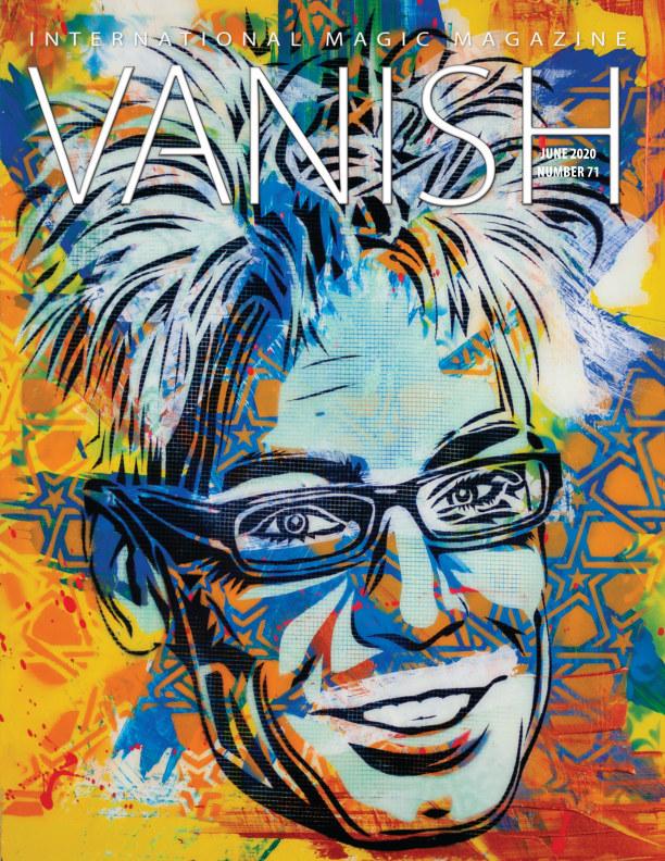 View Vanish Magic Magazine no. 871 by Paul Romhany