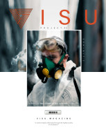 Visu Magazine Volume 03 / Exhibit C: @visumagazine ( The Quarantine Edition ) book cover