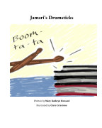 Jamari's Drumsticks book cover