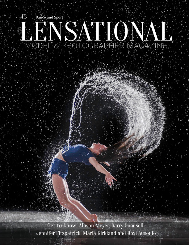 View LENSATIONAL Model and Photographer Magazine #43 Issue | Dance and Sport - June 2020 by Lensational Magazine