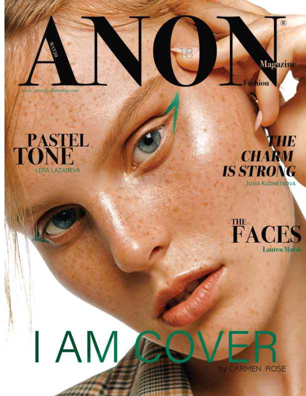 View ANON May by ANON Fashion Magazine