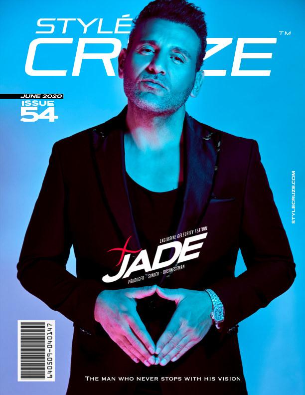 View JUNE 2020 Issue (Vol: 54) | STYLÉCRUZE Magazine by Divyesh Pillarisetty
