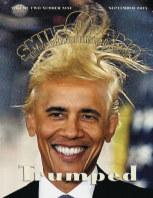 Smiles Obama Trumped book cover