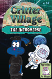 Critter Village: The Introverse (All Ages) book cover
