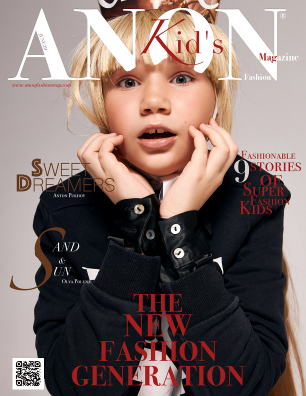 View ANON Kids by June issue 2020