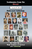Testimonies From the Heart: A Holocaust Anthology--Soft Cover book cover