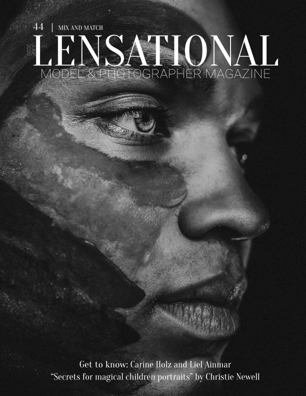 View LENSATIONAL Model and Photographer Magazine #44 Issue   Mix and match - June 2020 by Lensational Magazine