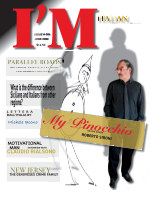 Im italian issue # 4 book cover