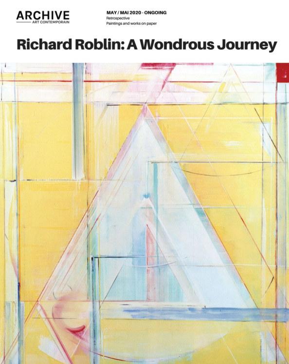View Richard Roblin: A Wondrous Journey by Richard Roblin